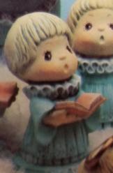 Gare 0824 Small Boy Caroler