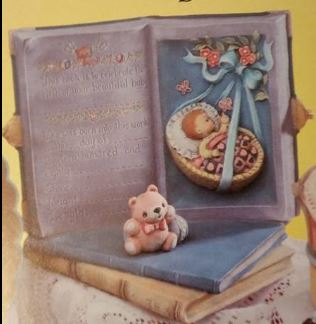 Gare 0944 Baby Book