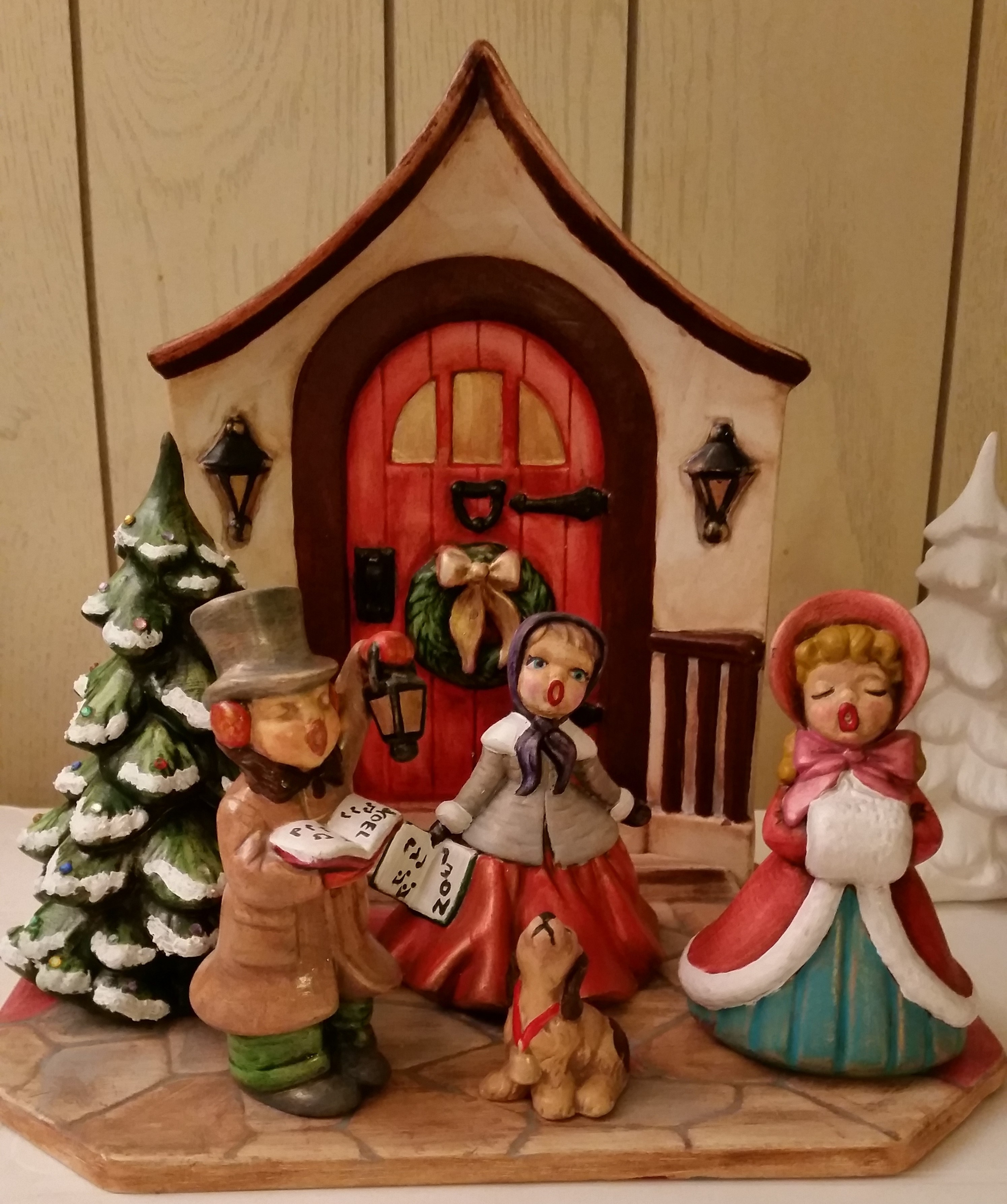 Deck The Halls Carol S Carousel Creations