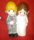 MC-625 Bride & Groom