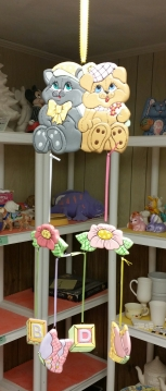 playmates wind chimes
