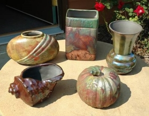 raku pots NCCP meeting 9-10-17