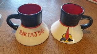 Star Trek Klingon mug