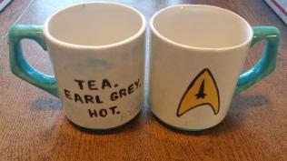 Star Trek Picard mug