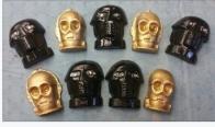 Star Wars Magnets -- Darth Vader & C3PO