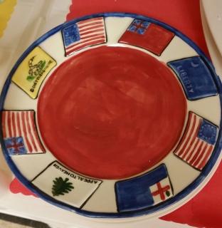 Alberta 0709 Historic Flags Plate UG CC