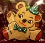 corky gingerbread bear