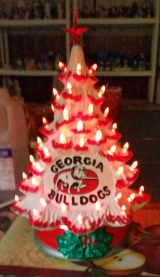 fb tree GA bulldogs lit