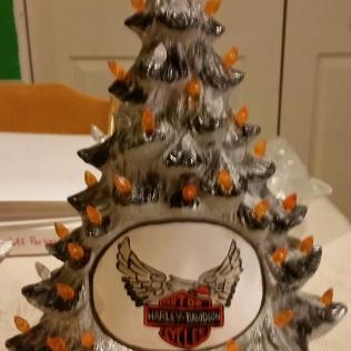 FB Tree Harley-Davidson