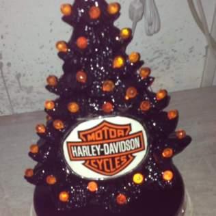 FB tree Harley Davidson