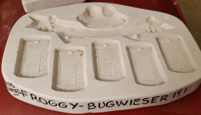 Fire Box 191 Froggy Bugwieser (wind chimes)