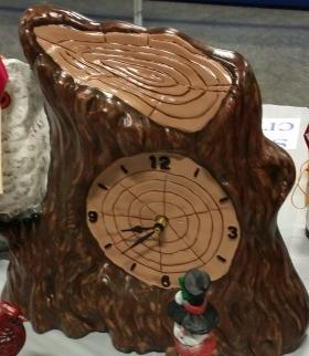 owl clock Bonnie at MCS17