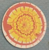 glaze-raking plate Carol