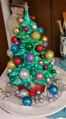 Holland glitter tree CC