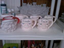 Santa Workshop 1 pic 3 Santa Mugs