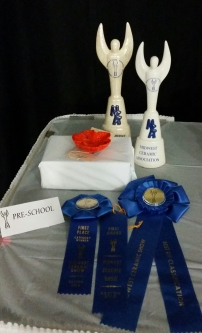 leaf dish with awards Bianca MCS17