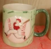 Byron 1347 Baseball Cup CC