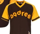 padres brown uniform