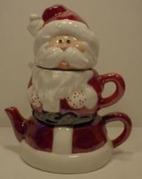 Ann Original 0872 A-B Santa Tea-for-one
