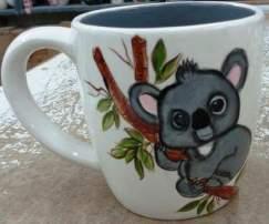 deco idea koala cup