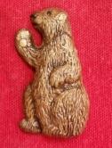 D&H 0131R Porcelain bear CC