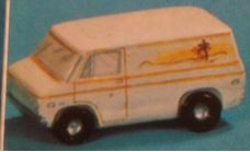 duncan 0005 van mini mold