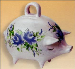 Duncan 0229 Mexican Pig Bank