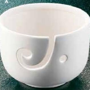 Duncan yarn bowl