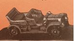 Holland 1355 antique car
