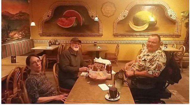los dos amigos with John & Sheila