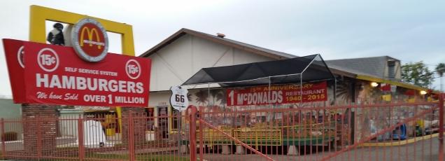 Original McDonalds front