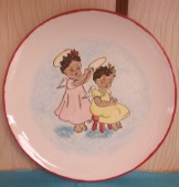 plate Af-Am angels