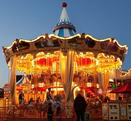 San Francisco Carousel web