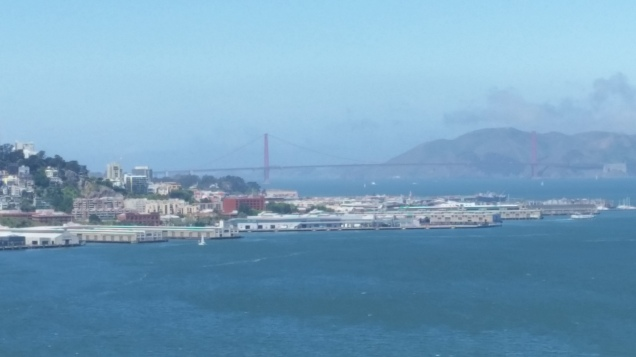 view 1 from SF Bay bridge