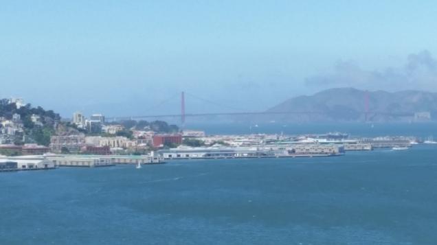 view 1 from SF Bay bridge