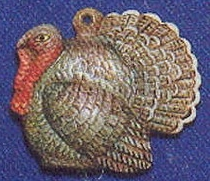 Alberta Ornaments 0243 turkey
