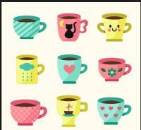 clipart mugs