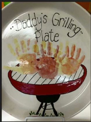 daddys grillin plate snapshot