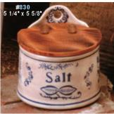 Alberta 0830 salt box