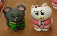 Cat & Mouse Tic Tac Toe CC