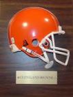 Clay Magic 0904 picture football helmet plaque