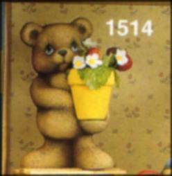 Clay Magic 1514 Green Thumb Bear
