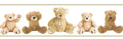 clipart teddy bear border