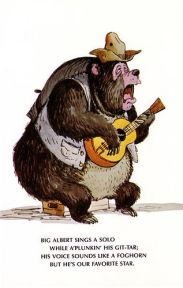 Country Bear Jamboree big al clipart