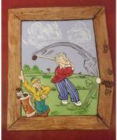 Cramer 0183 (CM) Golfer Plaque CC