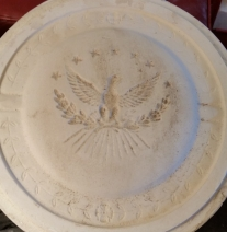 cramer 146 eagle ashtray