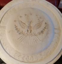 cramer 146 eagle ashtray