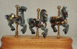Doc Holliday 0815 Carousel Ornaments (3)