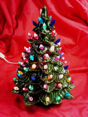 Doc Holliday 255 CHRISTMAS TREE 8 inch