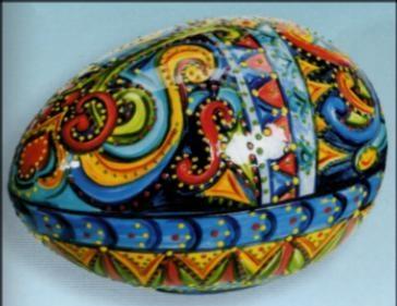 Duncan 0270 egg box large (6-inch)